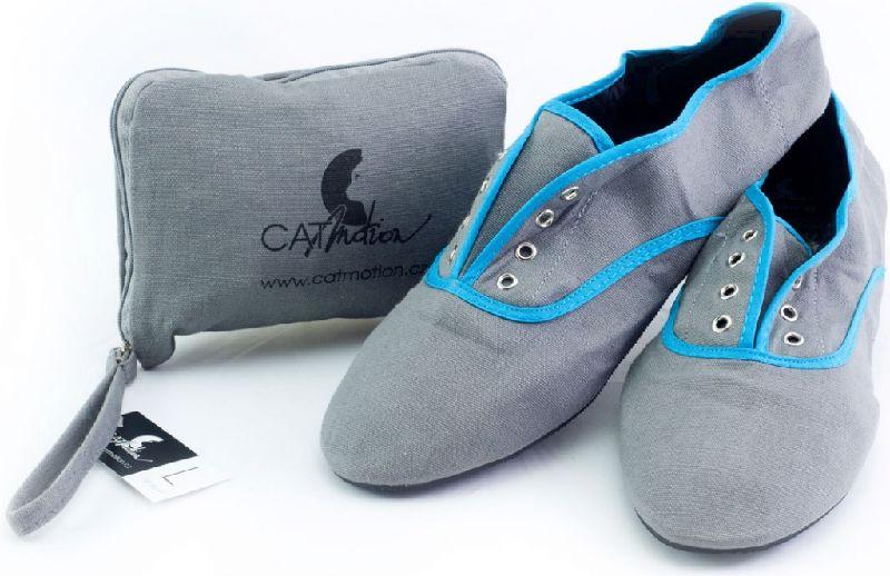 Skládací boty do kabelky Strand blue  c7cabd7a53