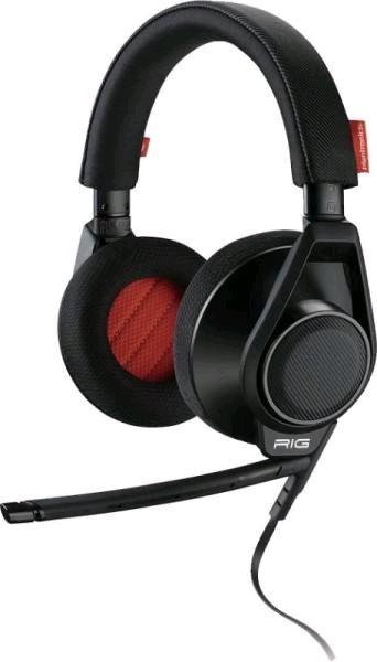 Plantronics RIG black