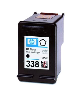 HP 338 Black C8765EE
