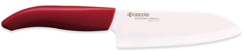 Keramický nůž Kyocera FK-140WH-RD s bílou čepelí 14cm