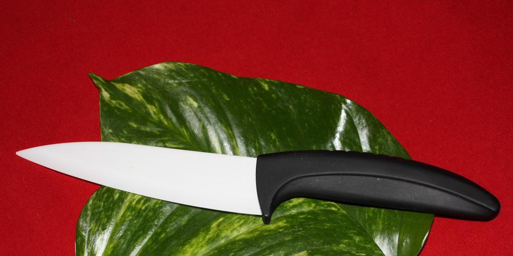 Keramický nůž Universal (bílá čepel 12,5 cm)