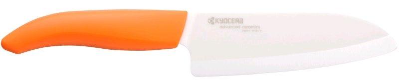 Keramický nůž Kyocera FK-140WH-OR s bílou čepelí 14cm