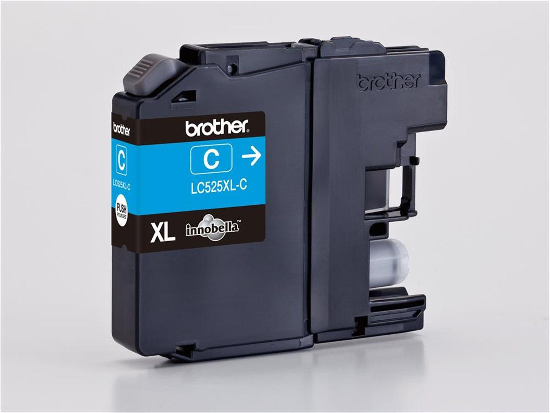 Brother LC-525XLC, cyan