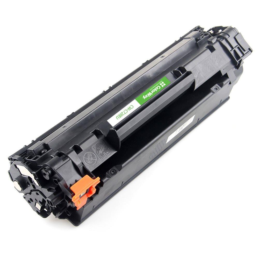 ColorWay kompatibilní toner pro Canon CRG-728/ černý/ 2100 stran + Dárek! ColorWay Čistící ubrousky pro LCD monitory/ Televize/ Notebooky