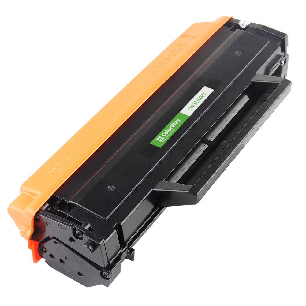 ColorWay kompatibilní toner pro Samsung MLT-D101S/ Černý/ 1 500 stran + Dárek! ColorWay Čistící ubrousky pro LCD monitory/ Televize/ Notebooky