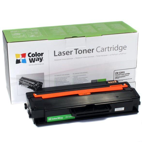 ColorWay kompatibilní toner pro SAMSUNG MLT-D103S/ Černý/ 1 500 stran + Dárek! ColorWay Čistící ubrousky pro LCD monitory/ Televize/ Notebooky