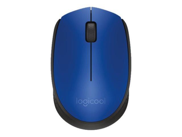 Logitech Wireless Mouse M171 Blue